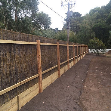 Brush Fence Blairgowrie
