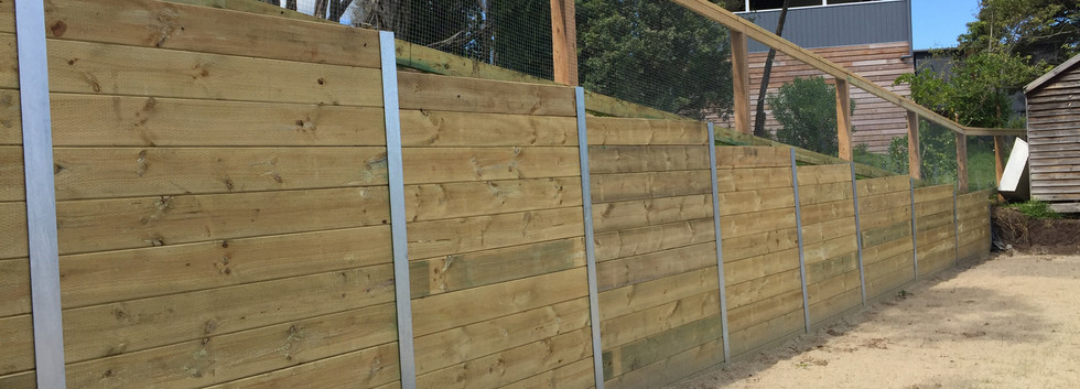Mornington Peninsula Fences Brush fenceI