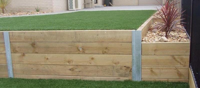 retaining wall Mornington Peninsula Fences