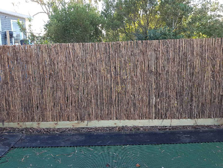 Why Winter is the best time to build your new fence