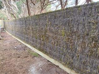 Brush Fencing Mornington Peninsula.