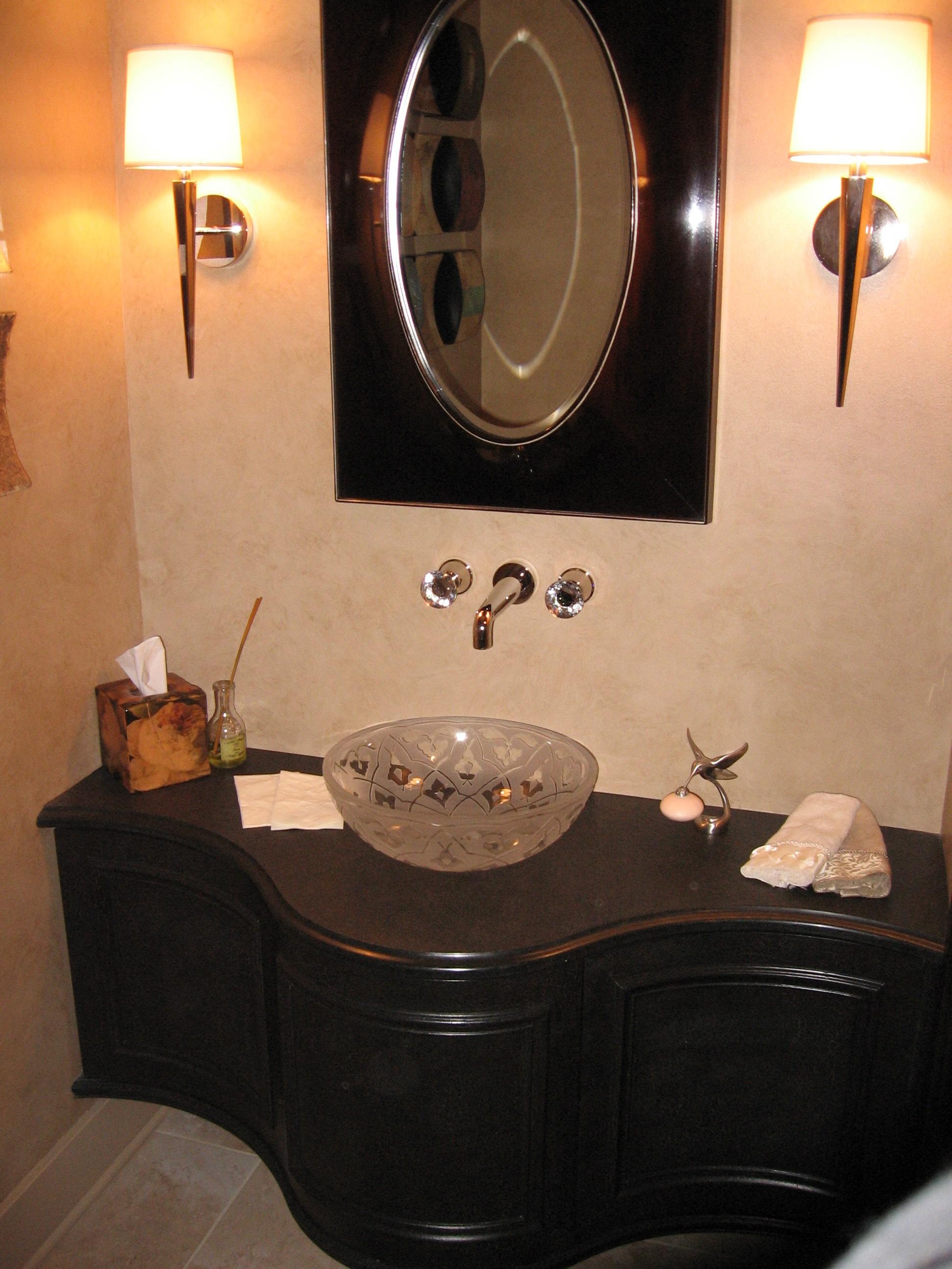 Chicago Poweder room