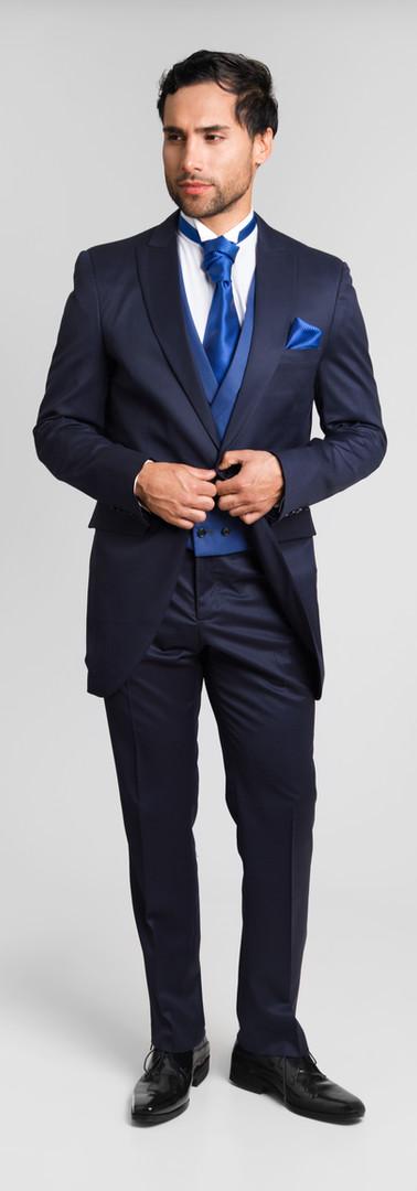 Levita Semi Chaqué Azul