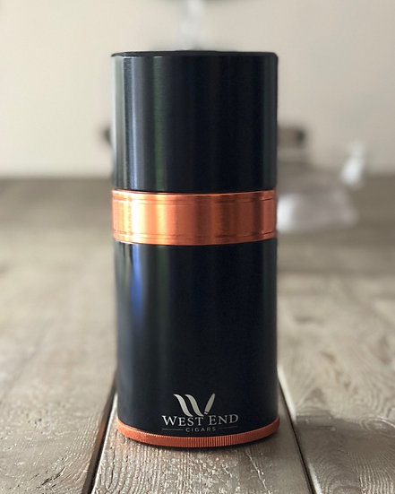 WEST END TRAVEL HUMIDOR