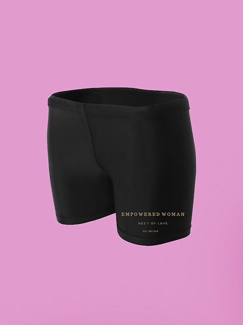 Empowered Woman Shorts