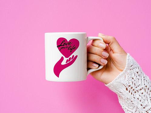 Love Your Life Mug