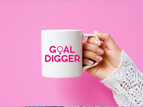 Goal Digger Mug