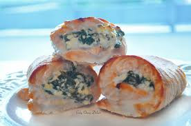 'Passover' the Packaged Goods and Enjoy a Healthful Holiday: Stuffed Salmon