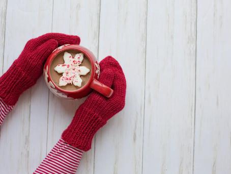 Calming Pepermint Hot Chocolate