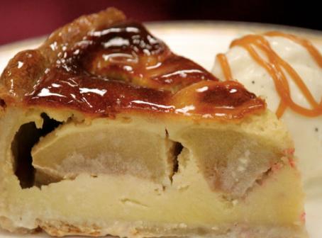 Fun Fall Recipes: Otesaga Apple Cake with a Tribe Twist
