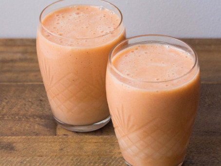 Cool Summer Recipes: Perfect Peach Smoothie