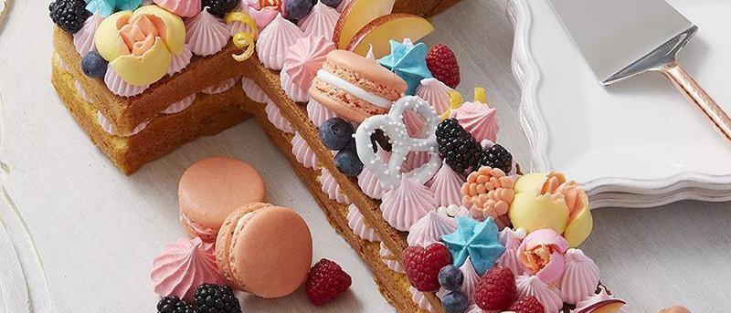 DEPOSIT - Letter Cake