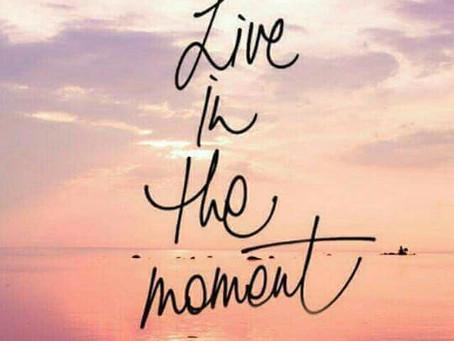 May 2020 - Enjoying Life ~ One Moment at a Time