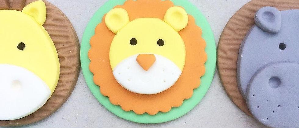 Handmade cupcake topper (extra)
