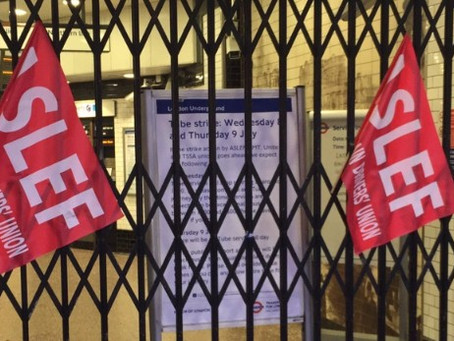 Still no delivery from LU on pay deal commitments!