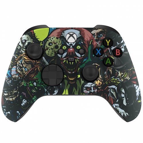 Xbox Series / One S Scary Party Custom Controller