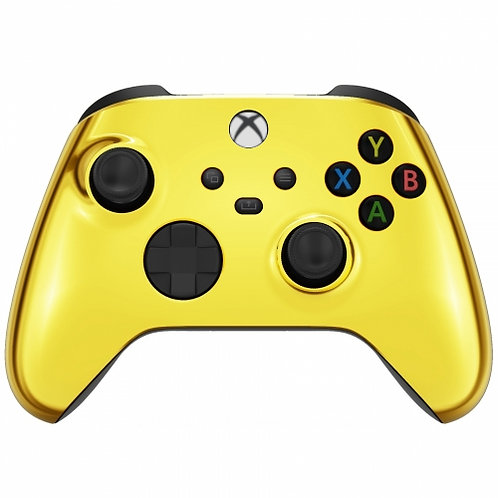 Xbox Series / One S / X Modded Rapid Fire Controller  (Gold)