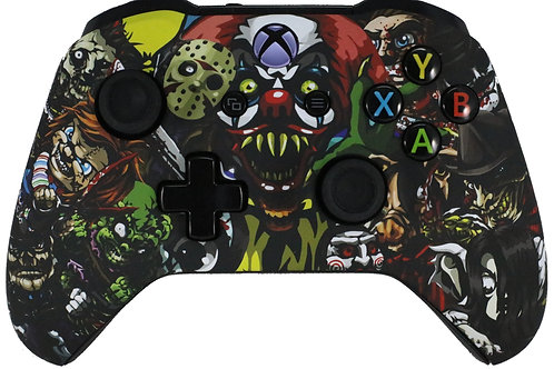 Xbox One Controller Custom - Scary Party