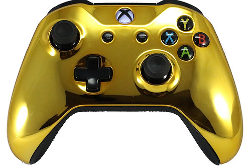 Xbox One S / X Custom Controller - Gold