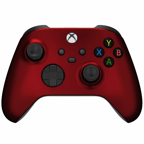 Xbox Series / One S Soft Touch (Red)