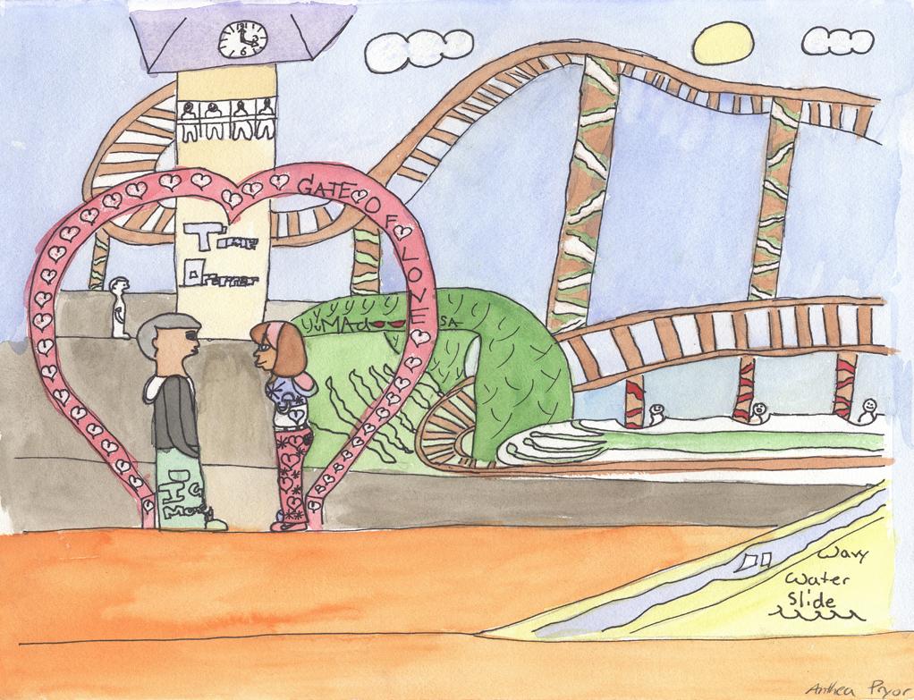 Amusement Park Date