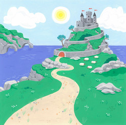 Seaside Castle