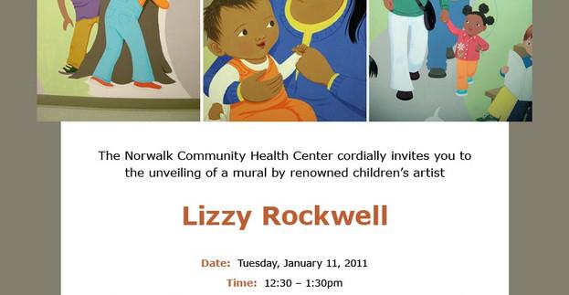 Mural Unveiling Invite