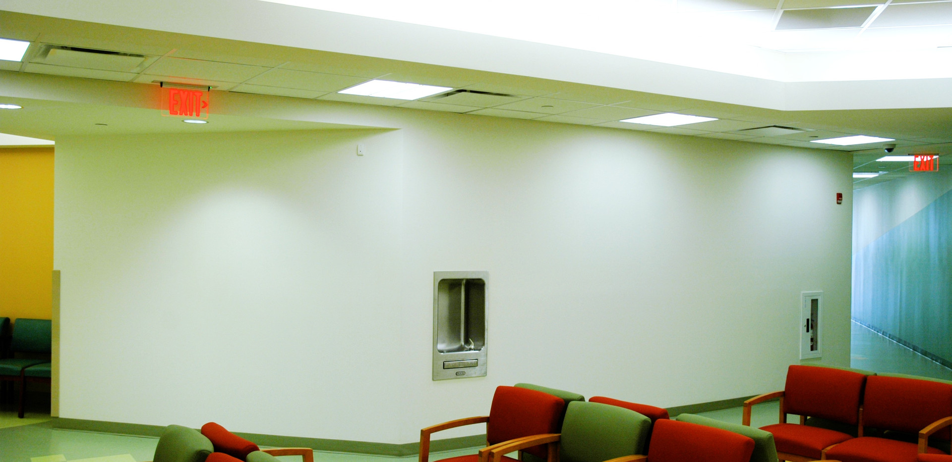 Health Center Waiting Room