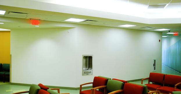 Health Center Waiting Room