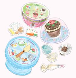 Cupcake Game Spots