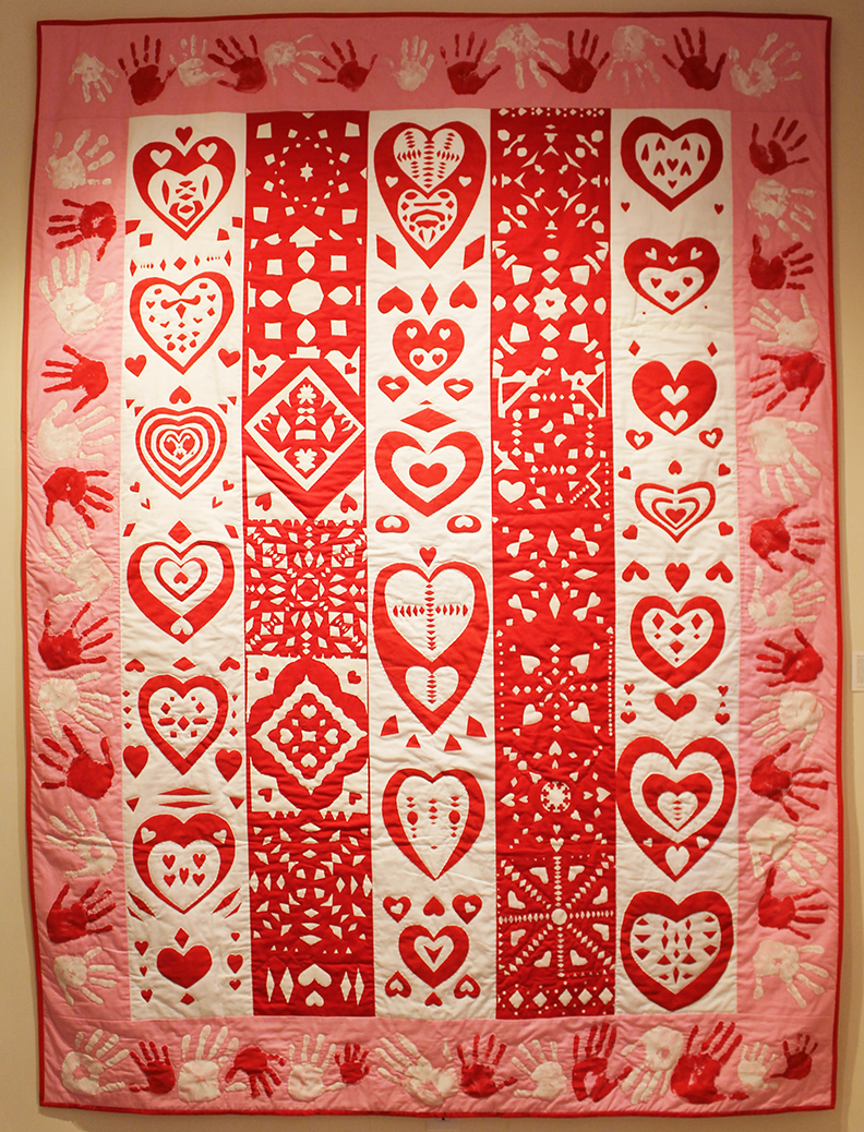 Heart to Heart Quilt
