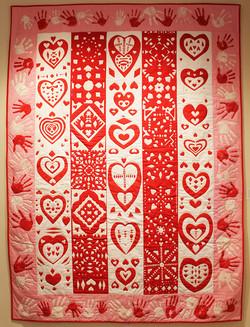 Heart to Heart quilt