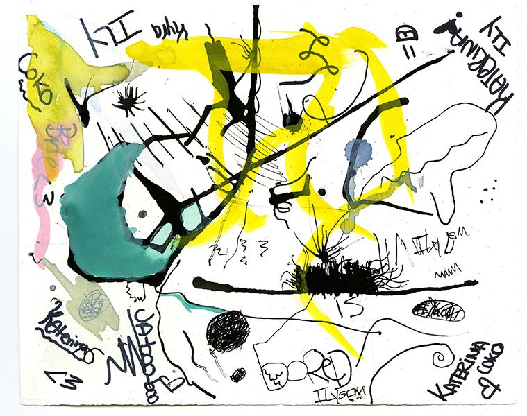 Kyra G's. abstraction