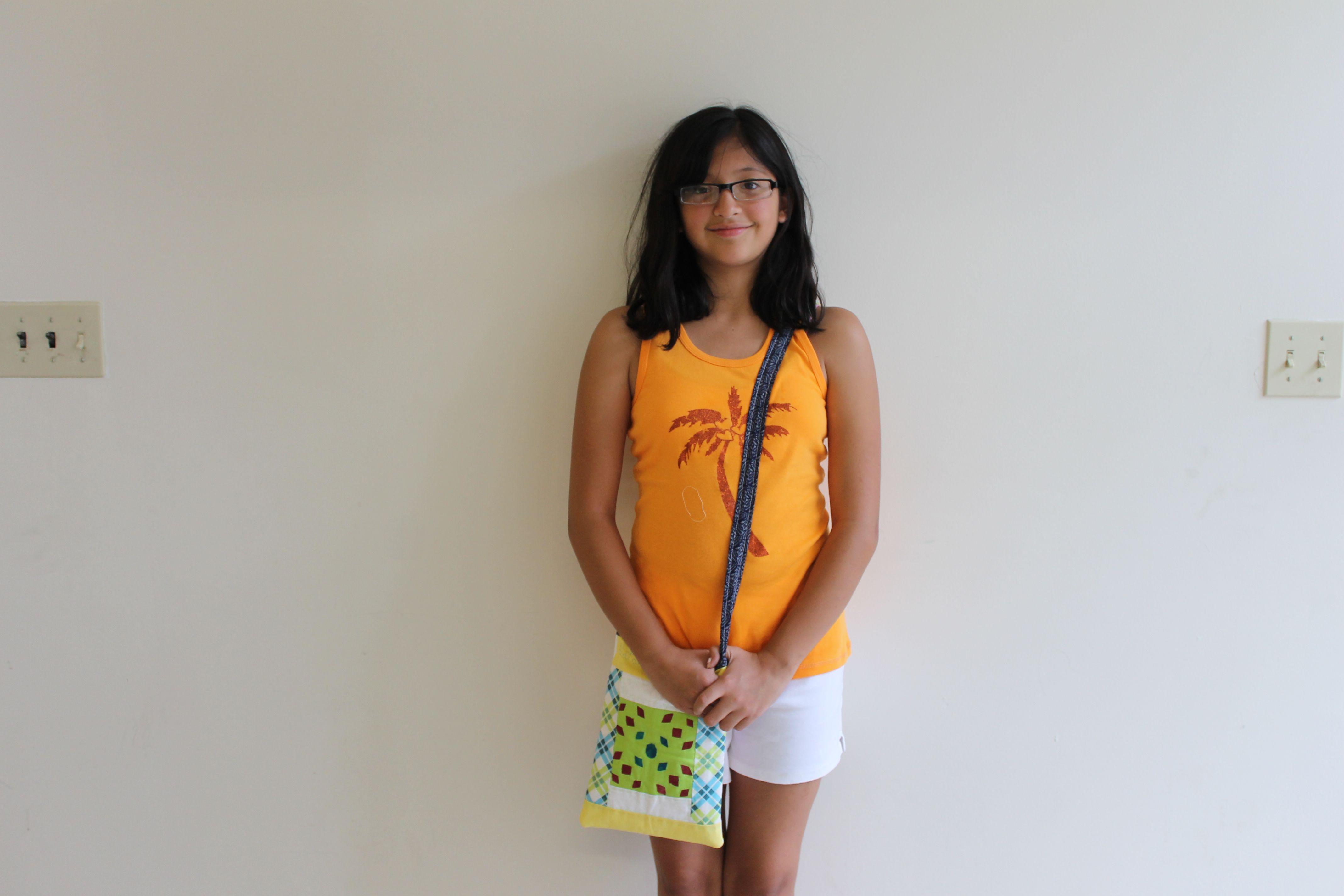 Natalia's bag