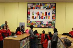 Norwalk Public Library quilt