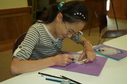 Alina Drawing