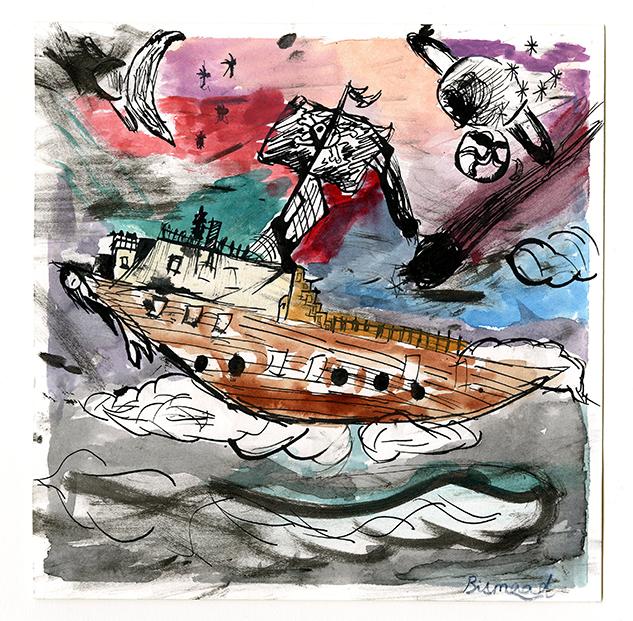 Bismaad's Ship
