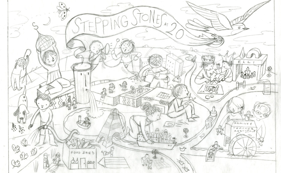 Big Picture First Sketch