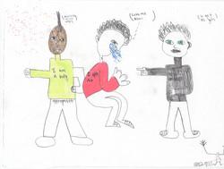 Emotion Drawing: Shame