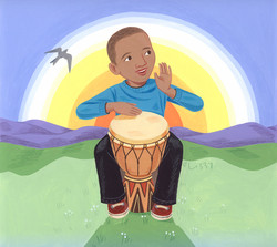 Drumming up a New Day