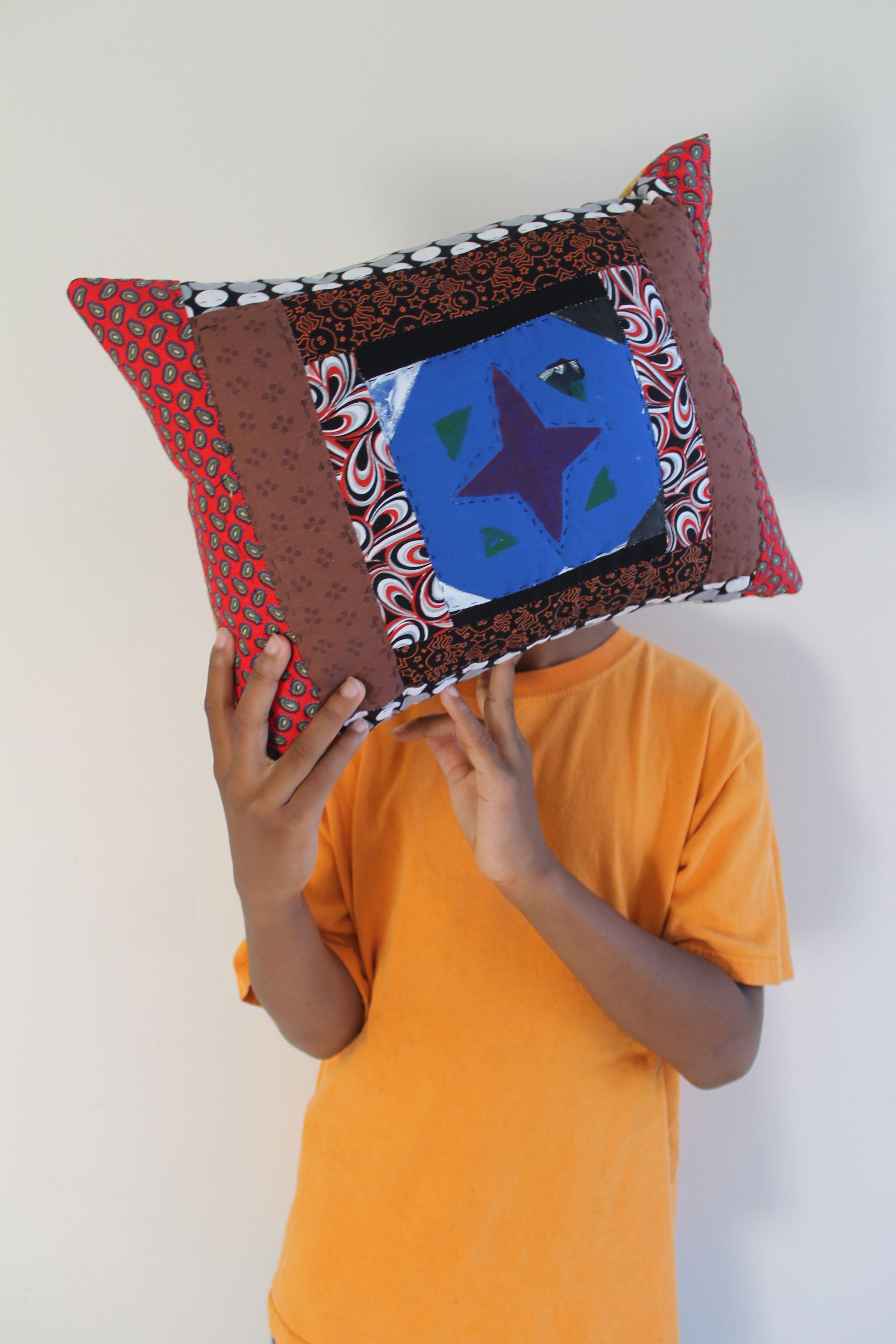 Jaydon's pillow