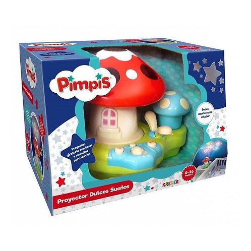 Pimpis - Proyector Dulces Sueños