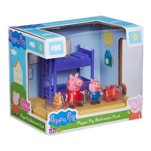 Peppa Pig - Cuarto de Peppa