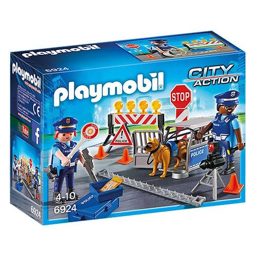 Playmobil - City Action Puesto de Control