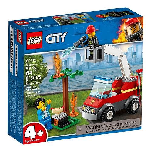 Lego City - Incendio en el Arbol