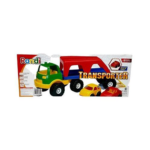 Mega Camion Transportador!