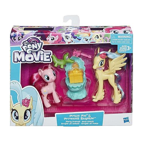 My Little Pony  - Pinkie Pie y Princess Skystar