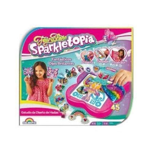 Studio SparkleTopia - Dijes Brillantes