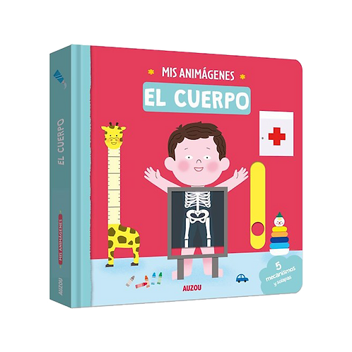 """Libro Animado """"El Cuerpo"""""""