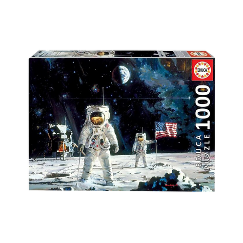 Educa Puzzle - 1000 Piezas Astronauta